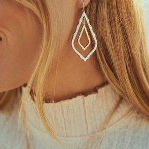 ✂️KENDRA SCOTT Simon Drop Earrings in Gold